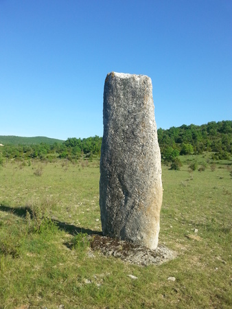 Menhirs du Coulet 2
