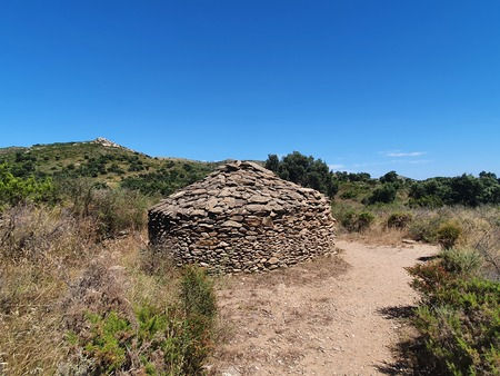 Barraca de pedra seca
